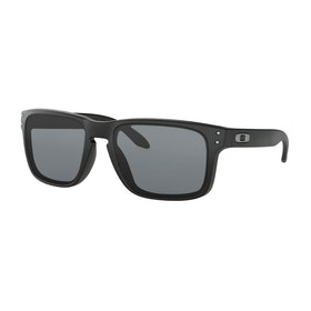 Oakley Holbrook Sunglasses - Matte Black-prizm Grey