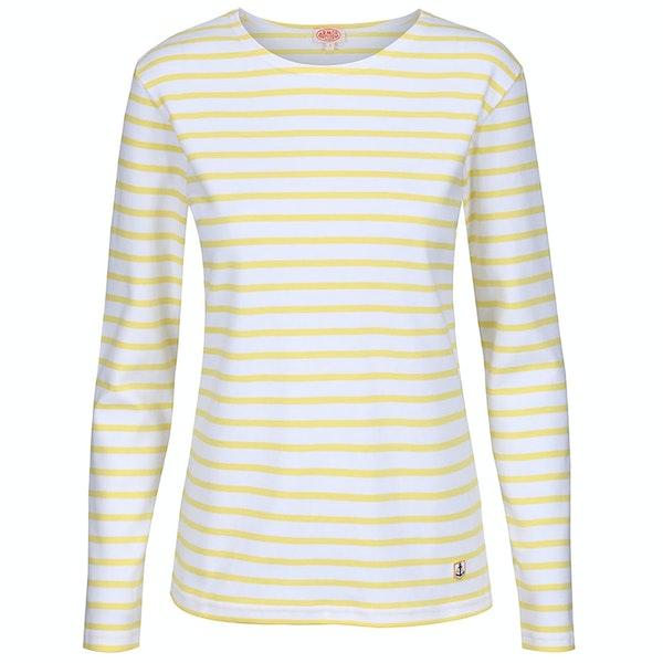 Armor Lux Mariniere Interlock Women's Long Sleeve T-Shirt