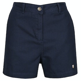 Armor Lux Short Taille Haute H Women's Shorts - Rich Navy