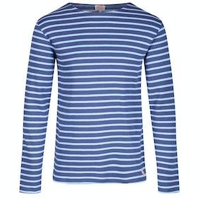 Armor Lux Marinière Long Sleeve T-Shirt - Ink River