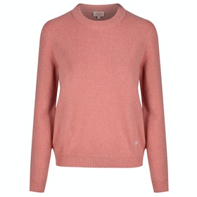 Armor Lux Pull Court Heritage Women's Sweater - Craie Chine