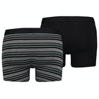 Levi's 2 Pack Textured Stripe Brief Boxerky