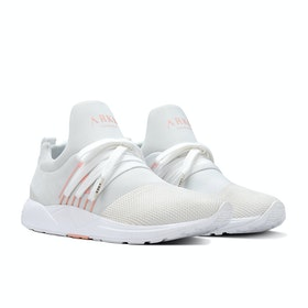Sapatos Homen ARKK Raven Mesh - White Peach