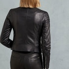 Leather Jacket Senhora Belstaff Mollison