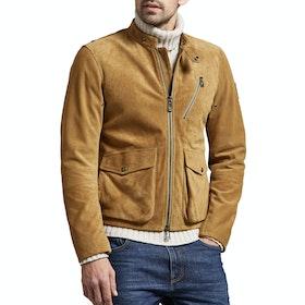 Belstaff Harry Suede Men's Jacket - Ghurka