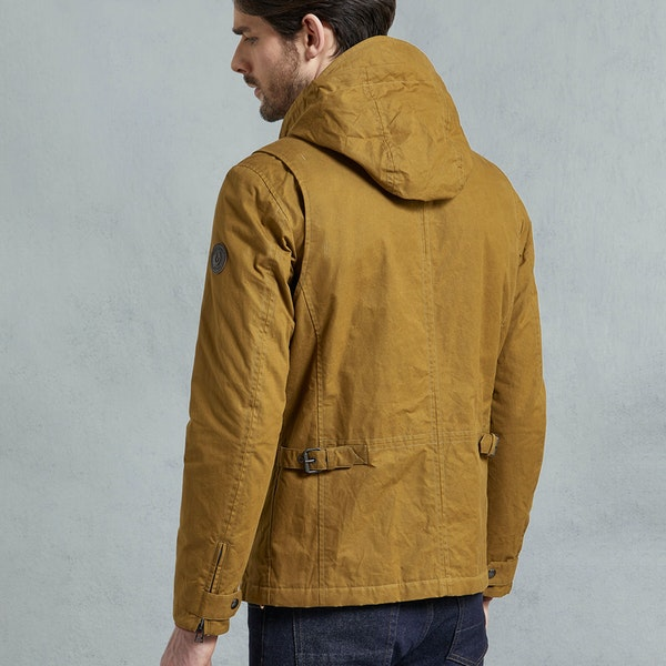 Belstaff Wing Mens Wax Jacket