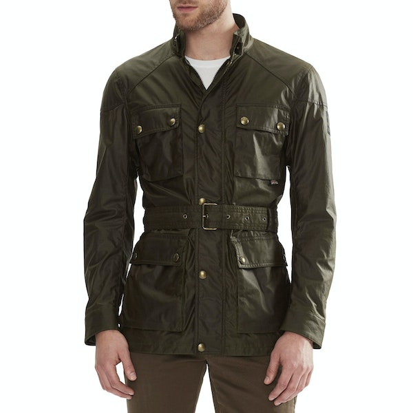 Wax Jacket Homen Belstaff Roadmaster