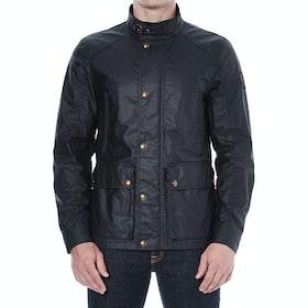 Belstaff Tourmaster Wax Jacket - Dark Navy
