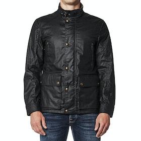 Belstaff Tourmaster Wax Jacket - Black