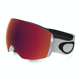 Gogle narciarskie Męskie Oakley Flight Deck - Matte White ~ Prizm Torch Iridium