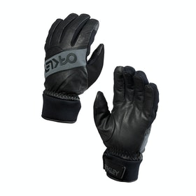 Oakley Factory Winter 2 Men's Ski Gloves - Blackout