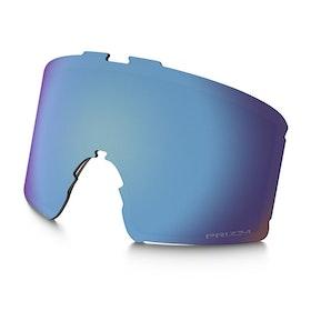 Soczewka do gogli narciarskich Oakley Line Miner XM - Prizm Snow Sapphire Iridium