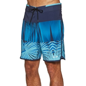 Pantaloncini da Surf Oakley Palm Geometric 19in - Atol Blue Palm P