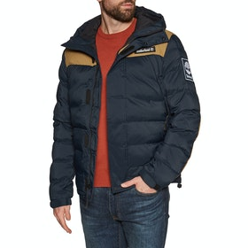 Timberland Outdoor Archive Puffer Jacket - Dark Saphire