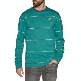 Primitive Wrigley Crew Long Sleeve T-Shirt - Green