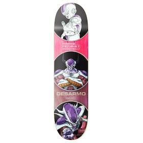 Primitive Desarmo Freiza Forms Skateboard Deck - Purple
