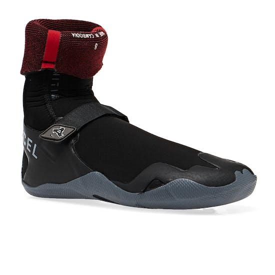 Xcel Infiniti 7mm Round Toe Wetsuit Boots