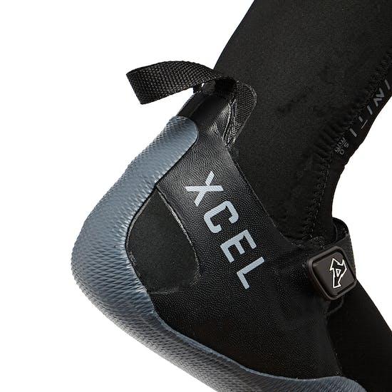 Xcel Infiniti 5mm Round Toe Wetsuit Boots