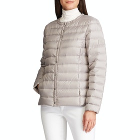 Lauren Ralph Lauren Collarless Packable Womens Bunda - Cork