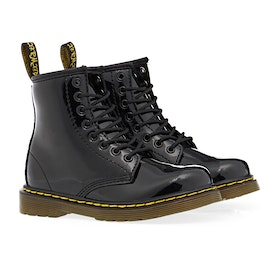 Dr Martens Junior 1460 Kinder Stiefel - Black Patent