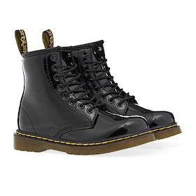 Dr Martens Junior 1460 Kid's Boots - Black Patent