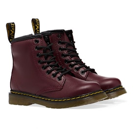 Dr Martens Junior 1460 Kinder Stiefel - Cherry Red