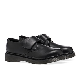 Dr Martens Kamron J Kinder Dress Shoes - Black T Lamper