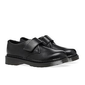 Dr Martens Kamron J Kid's Dress Shoes - Black T Lamper