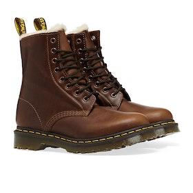 Dr Martens 1460 Serena Women's Boots - Butterscotch Orleans