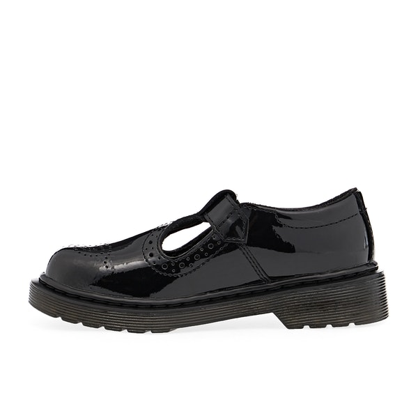 Dr Martens Polley Brogue T Kid's Dress Shoes
