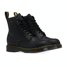 Stivali Dr Martens 1460 Waterproof - Black Target Smooth