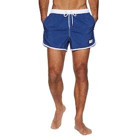 Pantaloncini da Bagno Emporio Armani 6 - Cobalto