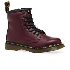 Dr Martens Junior 1460 Kids Boots - Cherry Red