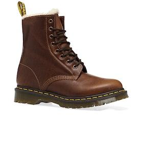 Dr Martens 1460 Serena Womens Boots - Butterscotch Orleans