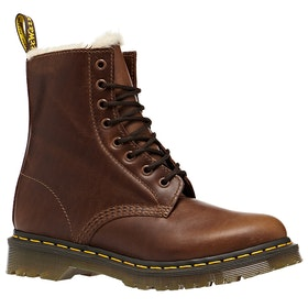 Dr Martens 1460 Serena Ladies Boots - Butterscotch Orleans