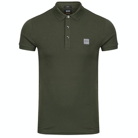 BOSS Passenger Polo Shirt - Khaki