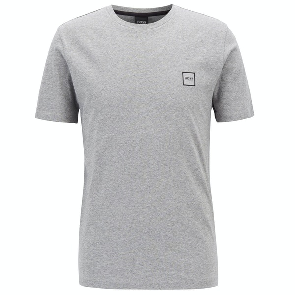BOSS Tales Menn Kortermet t-skjorte
