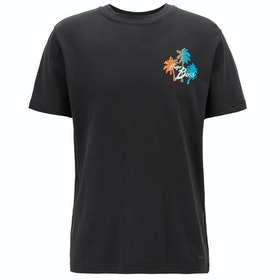 BOSS Tgeorge Short Sleeve T-Shirt - Black