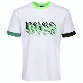 BOSS Twell 1 Kurzarm-T-Shirt - White