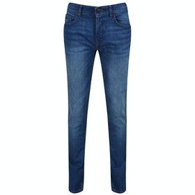 BOSS Delaware Men's Jeans - Medium Blue