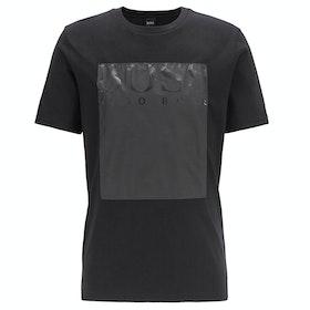 BOSS Tauch 2 Herren Kurzarm-T-Shirt - Black