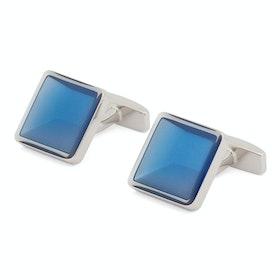 Cufflinks Uomo BOSS Dale - Medium Blue
