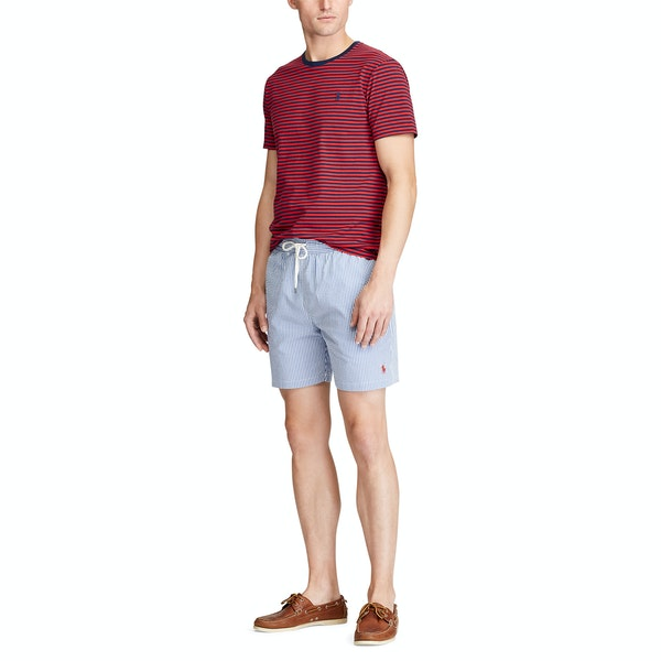 Polo Ralph Lauren Traveler Seersucker Svømmeshort