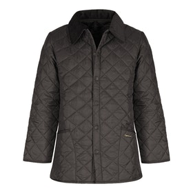 Barbour Liddesdale Quilted Jacket - Rustic