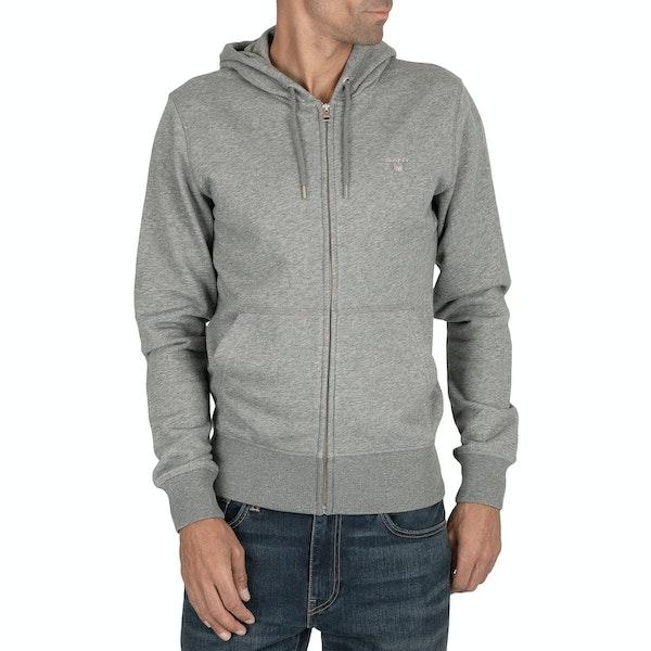 Gant The Original Full Zip Hoody