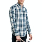 Gant Windblown Flannel Indigo Shirt