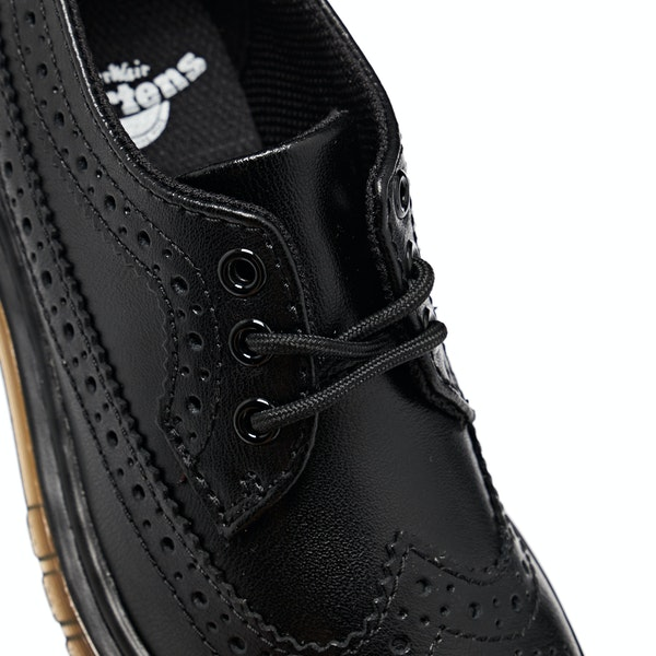 Dr Martens Brogue Kinder Dress Shoes