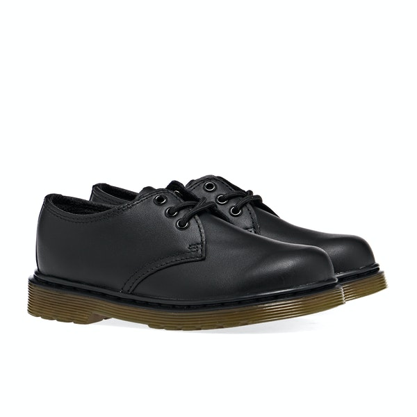 Dr Martens Junior Everley Lace 3 Eye Дети Dress Shoes