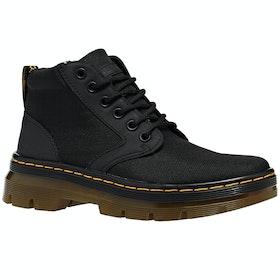 Dr Martens Bonny Nylon Chukka Boots - Black