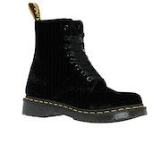 Dr Martens 1460 Pascal Velvet Womens Boots